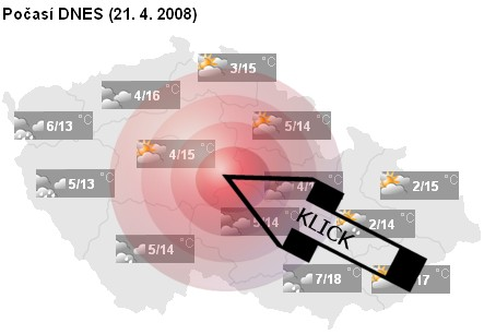 Wetter Tschechien