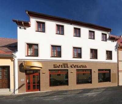 Frühstück Hotel Corona