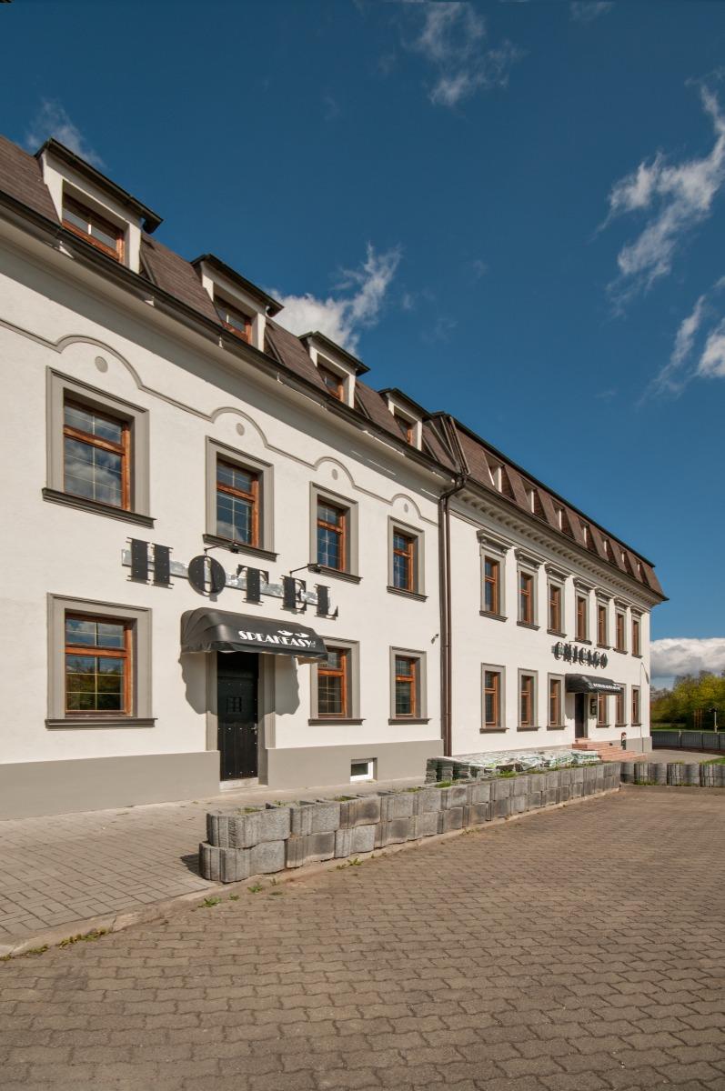 Tschechien - Hotel Chicago in Chomutov, Erzgebirge Urlaub
