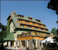 Hotel Forrest in Chomutov